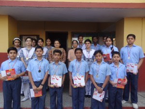 6 th English olympiad